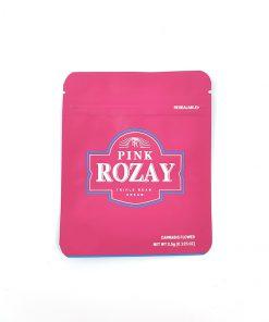 pink rozay cookies