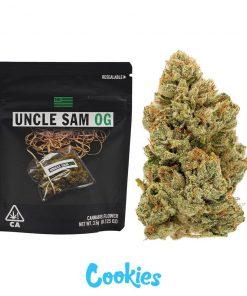 Uncle Sam OG Cookies