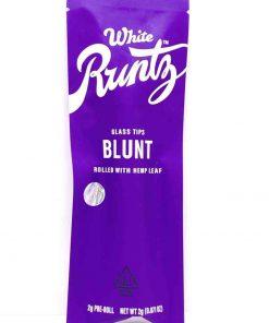 White Runtz Pre-roll