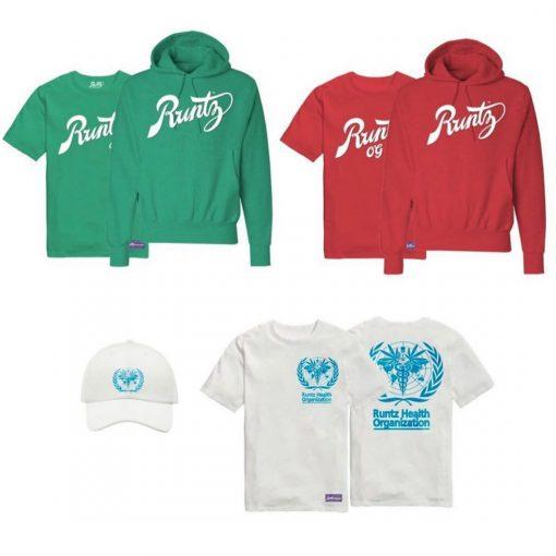 Runtz Clothing Pack