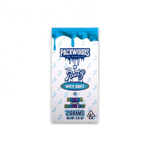 Packwoods White Runtz Pre-roll